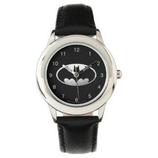 Batman Symbol | Grainy Logo Watches