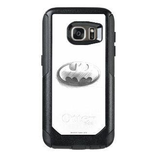 Batman Symbol | Insignia Drawing Logo OtterBox Samsung Galaxy S7 Case