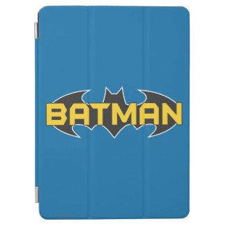 Batman Symbol | Name Yellow & Black Logo iPad Air Cover