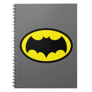 Batman Symbol Notebooks