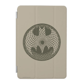 Batman Symbol | Nouveau Circle Logo iPad Mini Cover
