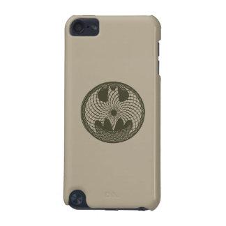 Batman Symbol | Nouveau Circle Logo iPod Touch (5th Generation) Cover