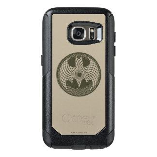 Batman Symbol | Nouveau Circle Logo OtterBox Samsung Galaxy S7 Case