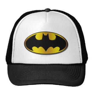 Batman Symbol   Oval Gradient Logo Cap