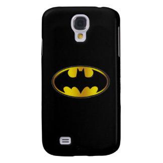 Batman Symbol   Oval Gradient Logo Galaxy S4 Case