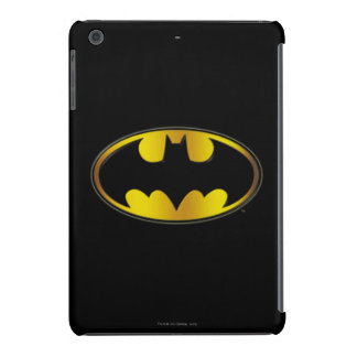 Batman Symbol | Oval Gradient Logo iPad Mini Retina Cover