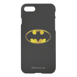 Batman Symbol | Oval Gradient Logo iPhone 8/7 Case