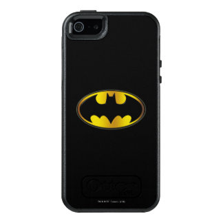Batman Symbol | Oval Gradient Logo OtterBox iPhone 5/5s/SE Case