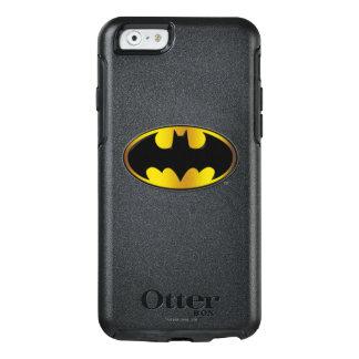 Batman Symbol | Oval Gradient Logo OtterBox iPhone 6/6s Case