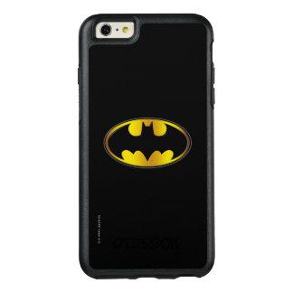Batman Symbol | Oval Gradient Logo OtterBox iPhone 6/6s Plus Case