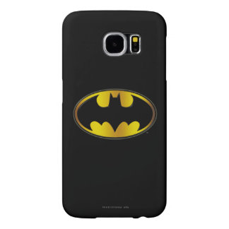Batman Symbol | Oval Gradient Logo Samsung Galaxy S6 Cases