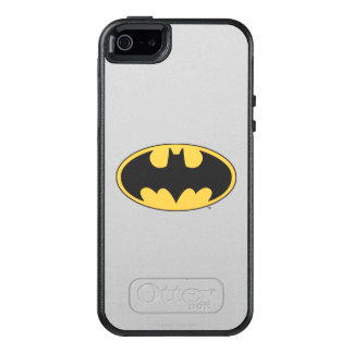 Batman Symbol | Oval Logo 2 OtterBox iPhone 5/5s/SE Case