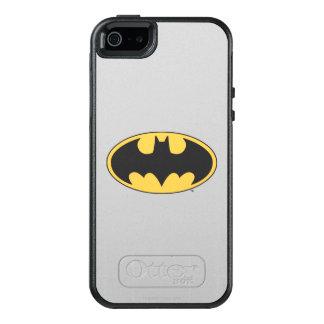Batman Symbol | Oval Logo 2 OtterBox iPhone 5/5s/SE Case