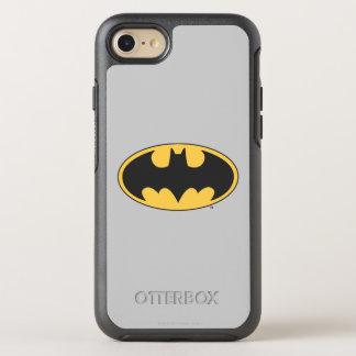 Batman Symbol | Oval Logo 2 OtterBox Symmetry iPhone 7 Case
