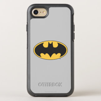 Batman Symbol | Oval Logo 2 OtterBox Symmetry iPhone 8/7 Case