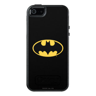Batman Symbol   Oval Logo 3 OtterBox iPhone 5/5s/SE Case