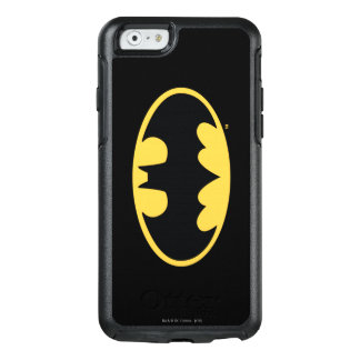 Batman Symbol | Oval Logo 3 OtterBox iPhone 6/6s Case