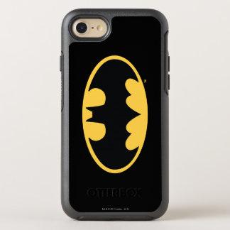Batman Symbol | Oval Logo 3 OtterBox Symmetry iPhone 7 Case