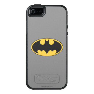 Batman Symbol | Oval Logo 4 OtterBox iPhone 5/5s/SE Case