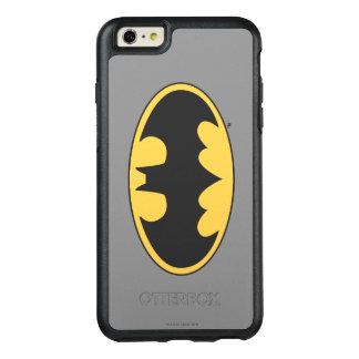Batman Symbol   Oval Logo 4 OtterBox iPhone 6/6s Plus Case