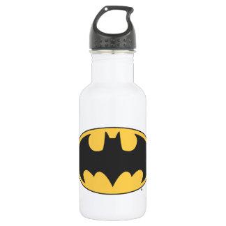 Batman Symbol | Oval Logo 532 Ml Water Bottle