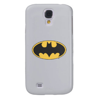 Batman Symbol | Oval Logo Galaxy S4 Case