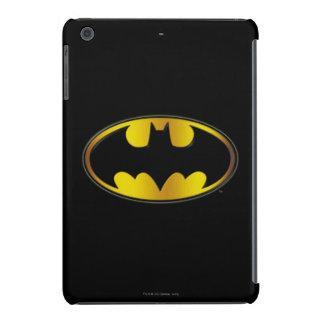 Batman Symbol   Oval Logo Gradient iPad Mini Retina Cover