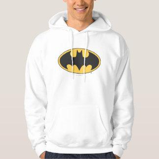 Batman Symbol | Oval Logo Hoodie