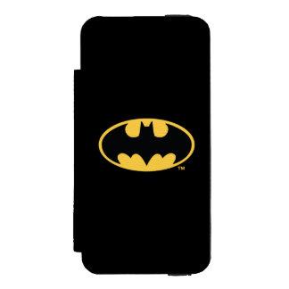 Batman Symbol | Oval Logo Incipio Watson™ iPhone 5 Wallet Case