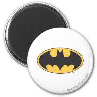 Batman Symbol | Oval Logo Magnet