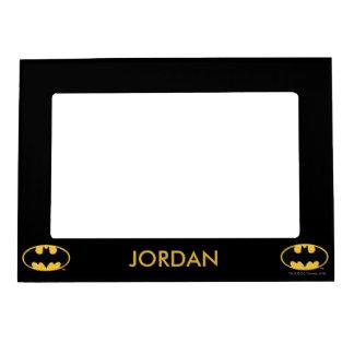 Batman Symbol | Oval Logo Magnetic Frames