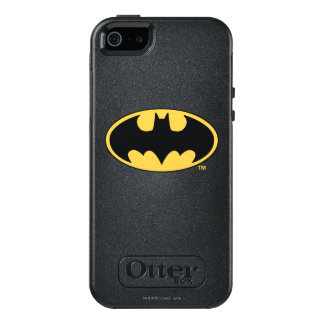 Batman Symbol | Oval Logo OtterBox iPhone 5/5s/SE Case
