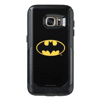Batman Symbol   Oval Logo OtterBox Samsung Galaxy S7 Case