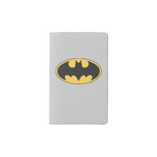 Batman Symbol | Oval Logo Pocket Moleskine Notebook