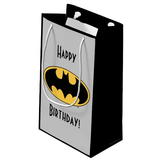 Batman Gift Bags