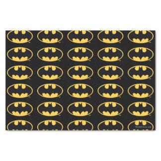 Batman Symbol | Oval Logo Tissue Paper