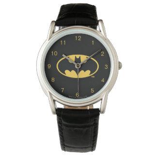 Batman Symbol | Oval Logo Watches