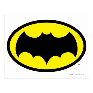 Batman Symbol Postcard