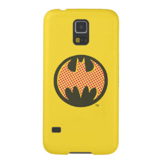 Batman Symbol | Red Halftone Logo Galaxy S5 Case