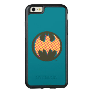 Batman Symbol | Red Halftone Logo OtterBox iPhone 6/6s Plus Case
