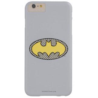 Batman Symbol   Showtime Logo Barely There iPhone 6 Plus Case