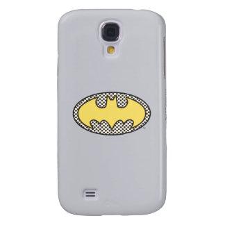 Batman Symbol   Showtime Logo Galaxy S4 Case