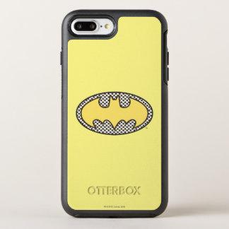 Batman Symbol   Showtime Logo OtterBox Symmetry iPhone 8 Plus/7 Plus Case