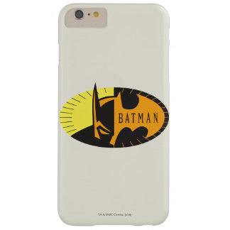 Batman Symbol | Silhouette Logo Barely There iPhone 6 Plus Case