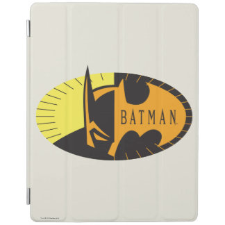 Batman Symbol | Silhouette Logo iPad Cover