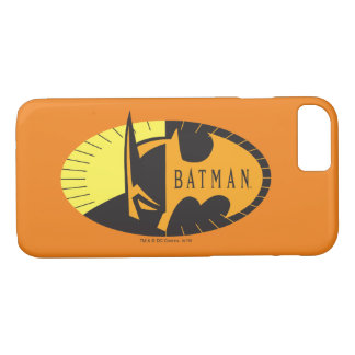 Batman Symbol | Silhouette Logo iPhone 8/7 Case