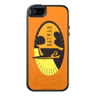 Batman Symbol | Silhouette Logo OtterBox iPhone 5/5s/SE Case