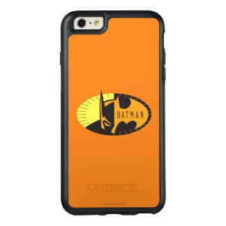 Batman Symbol | Silhouette Logo OtterBox iPhone 6/6s Plus Case