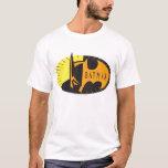 Batman Symbol | Silhouette Logo T-Shirt