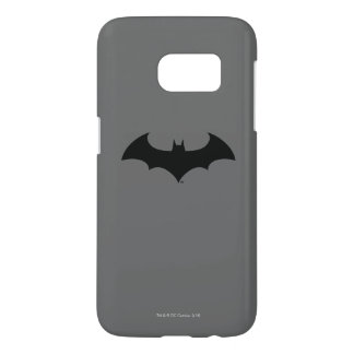 Batman Symbol | Simple Bat Silhouette Logo